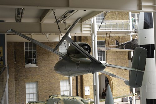Imperial War Museum, London - 2011
